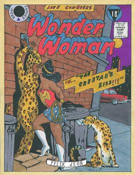 Kiss of the Cheetah Woman