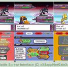Fake PKMN Battle Interface by xXSapphireGaleXx