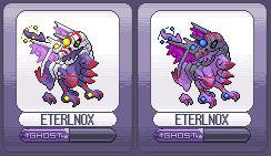 Eterlnox Sprites