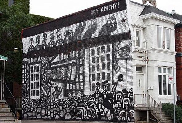 GIANT WALL MURAL by HEY APATHY COMICS on DeviantArt