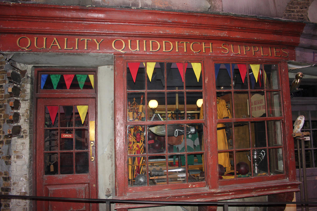 Quality Quidditch Supplies Universal Quality Quidditch Supp...