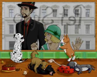 Pet Shop by Veezibee