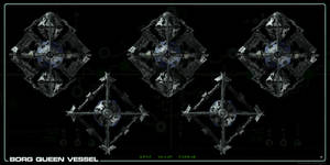 Borg Queen Vessel Orthos RB-01