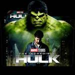 The Incredible Hulk Movie Folder icon