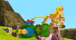 Zelda's New Weapon