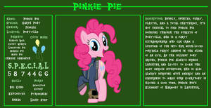 Pinkie Pie - Fallout Sheet