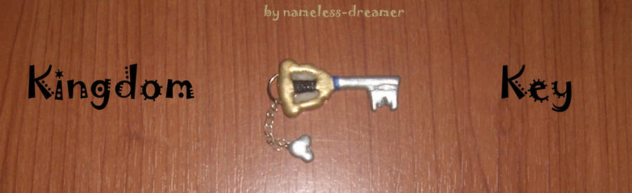 KH: Mini Kingdom Key by nameless-dreamer