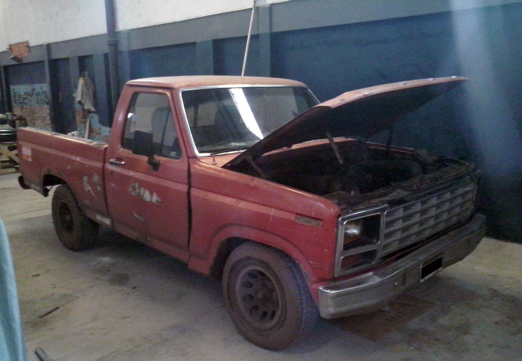 Restoration job: Ford Ranger. by ElMecanico