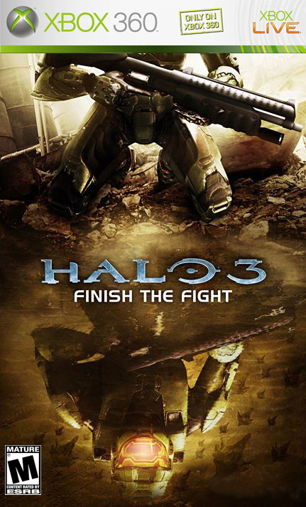 Halo 3: Finish the Fight by alice-duckets
