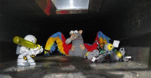 Dexidroid vs. Ratbird