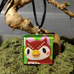 Celeste Animal Crossing Amiibo Card Necklace