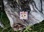 Monique Animal Crossing Amiibo Necklace