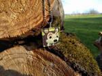Sable Animal Crossing Amiibo Card Necklace