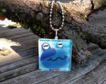 Jeremiah Animal Crossing Amiibo Card Necklace