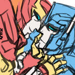 MTMTE - the Captain and his commander