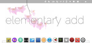 elementary add icons