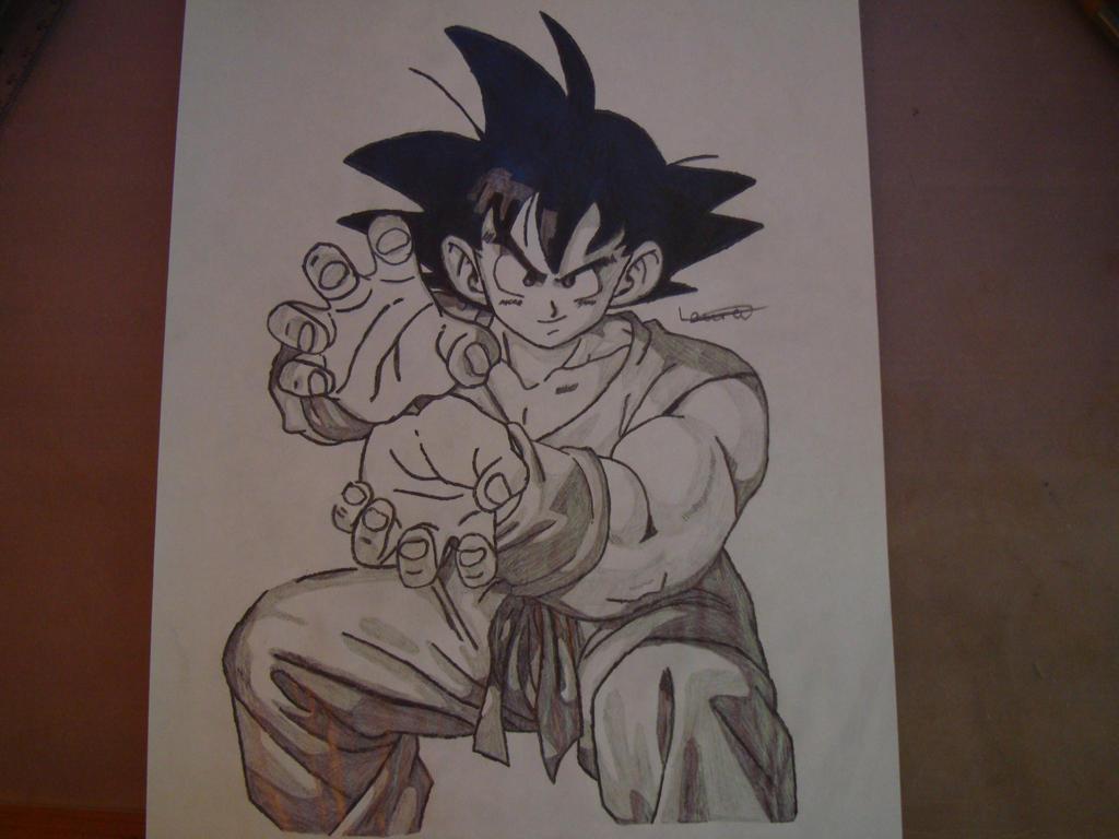 Son Goku by Artist594