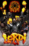 Lordi Poster by Majixe