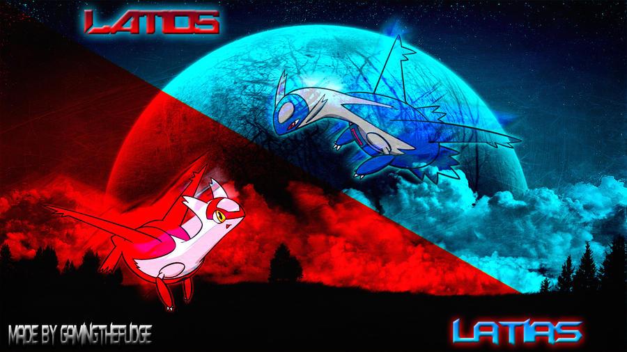 Latios and Latias Back...