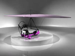 Ultra light plane
