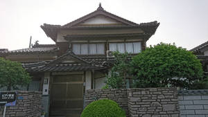 Pure Japanese style house by skizophrenia1209