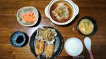 Japanese dinner by skizophrenia1209