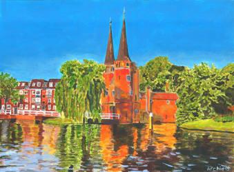 Dutch Landscape by archiei