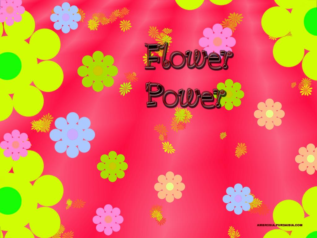 foto de Flower Power by Purdaisia on DeviantArt