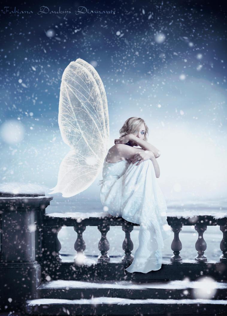 ... buenos días ¡¡¡  tarde y noche ¡¡¡... - Página 3 Fairy_of_ice_by_fabilua-d548g1c