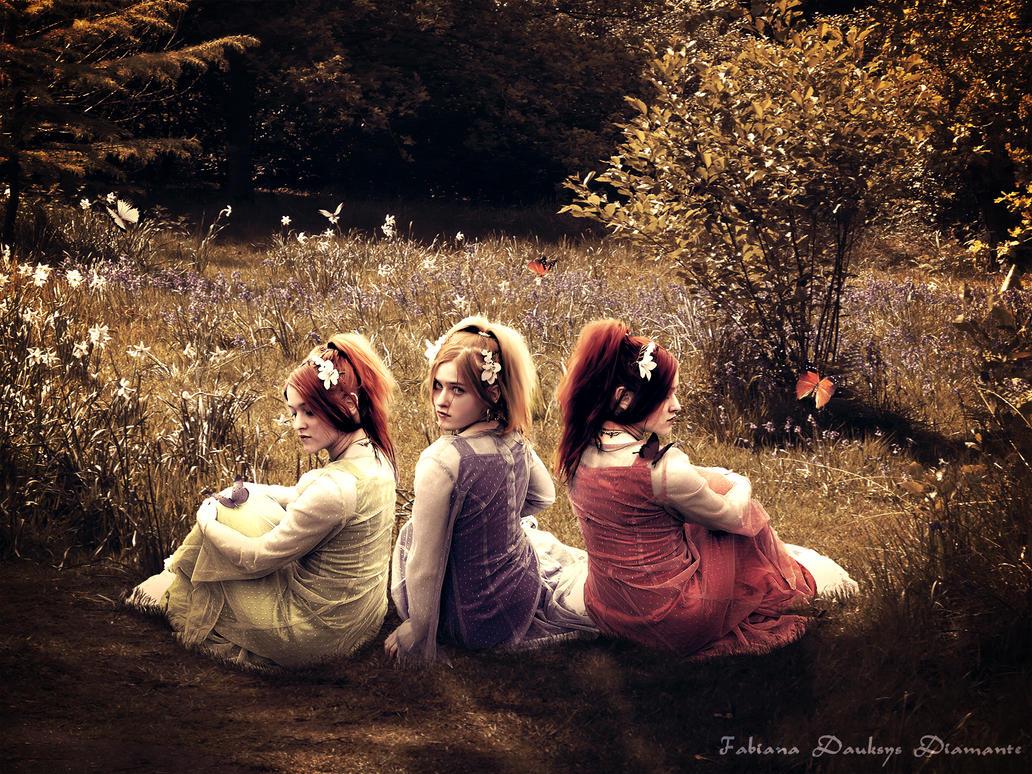 Enchanted Day 2 by fabilua