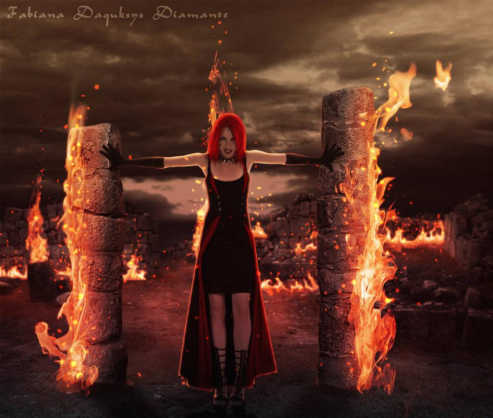 Wrath by fabilua