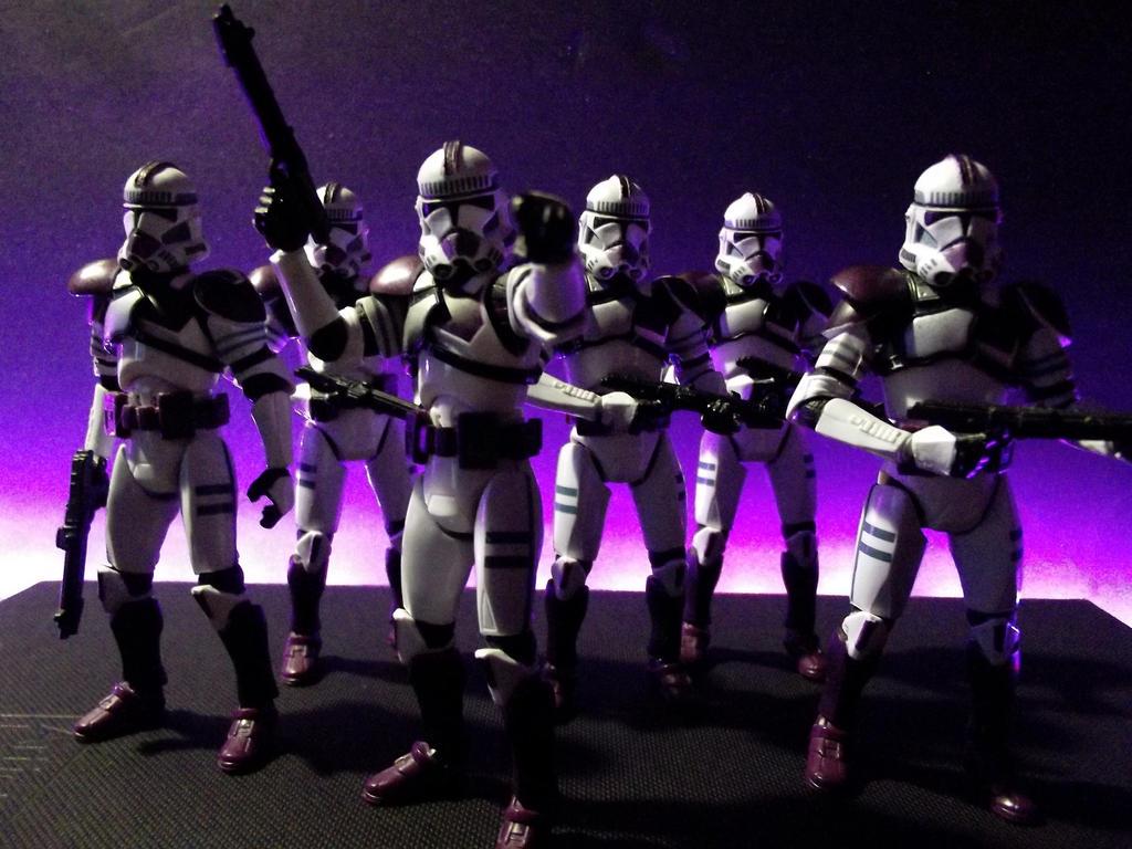 187th Legion Clone Troopers