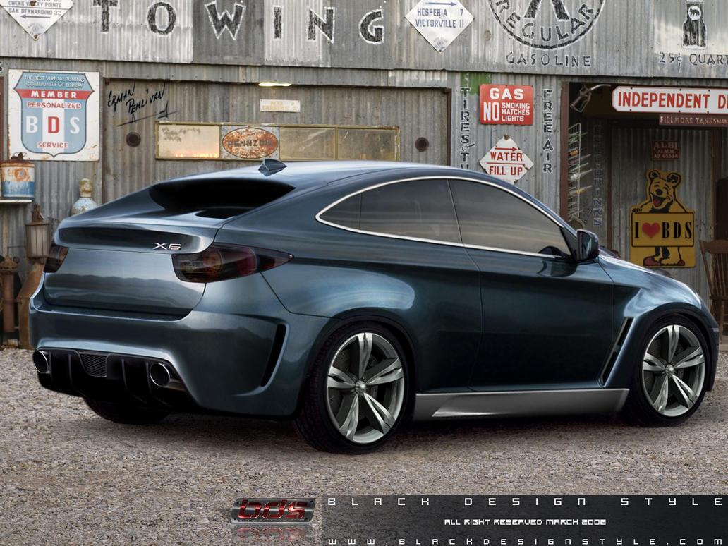 Bmw X6 Concept Design By Blackdesign On Deviantart