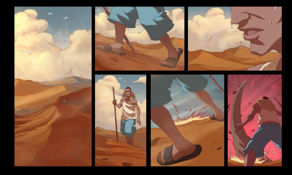Dan Iska page 1 by yinfaowei