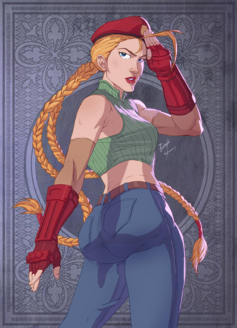 Cammy by yinfaowei