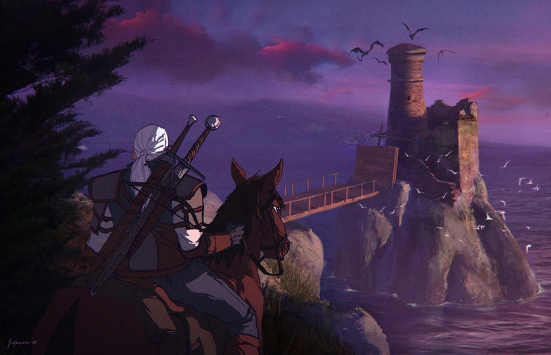 Witcher 3: Discovery by yinfaowei