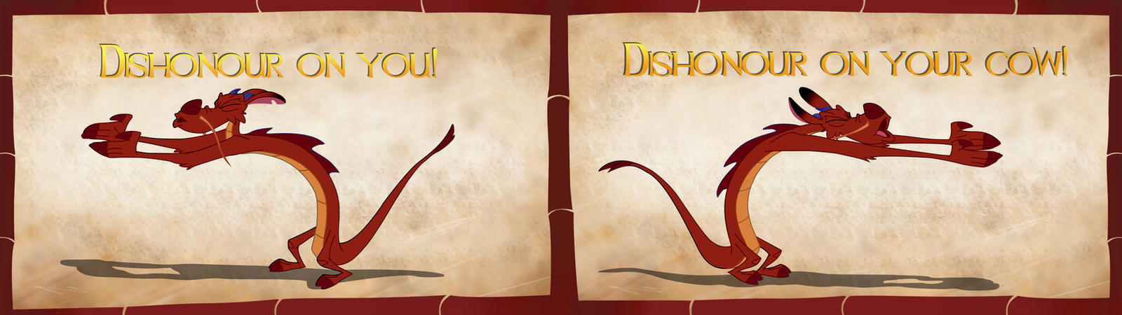 Dishonour! by Assiel