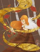 Lady Autumn by slippyninja