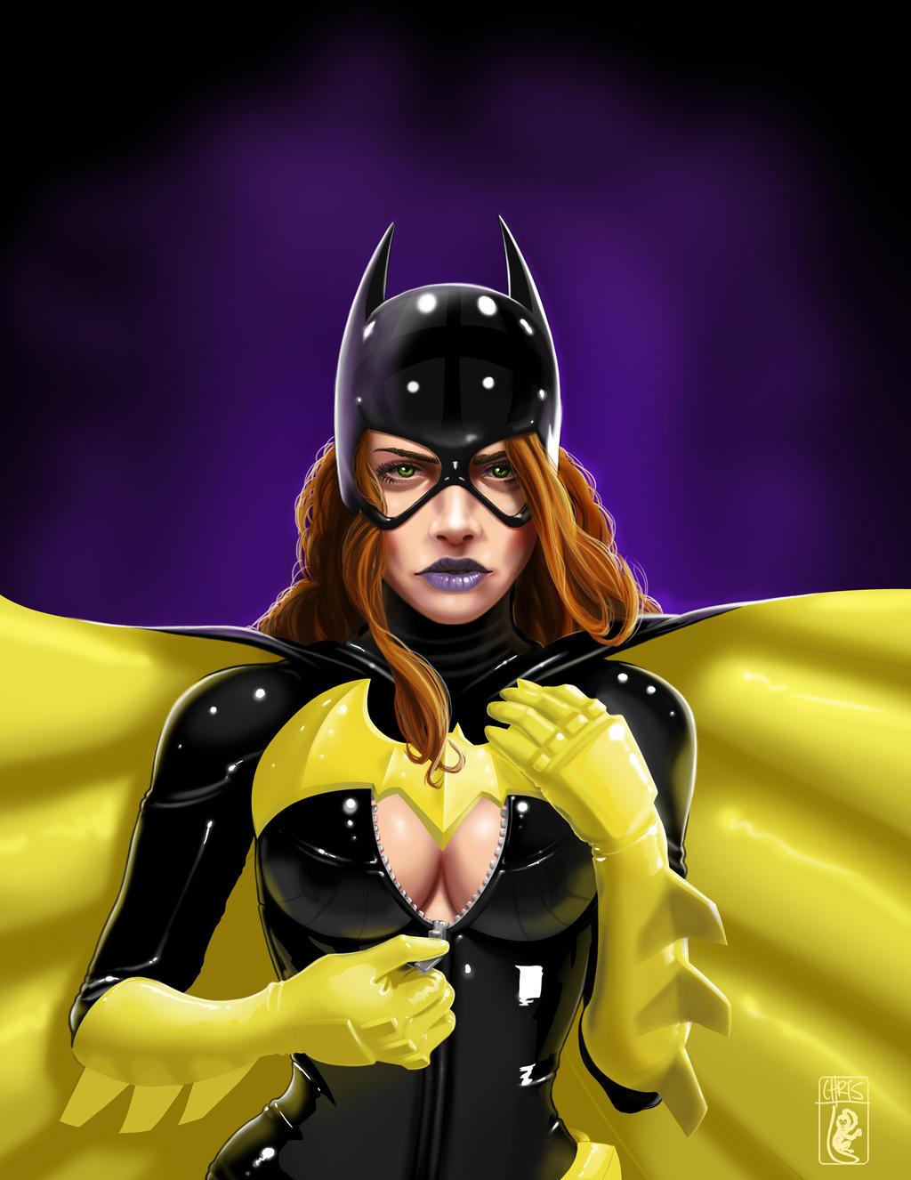 Xxx nude batgirl porn sex image
