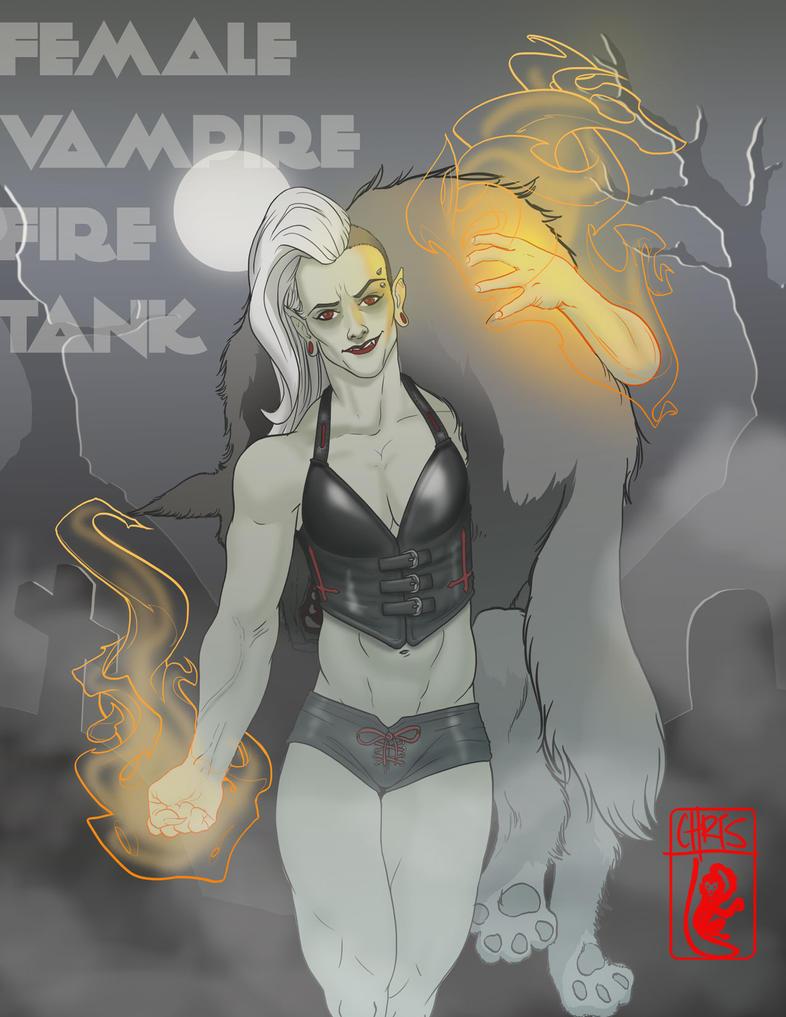 Vampy by slippyninja