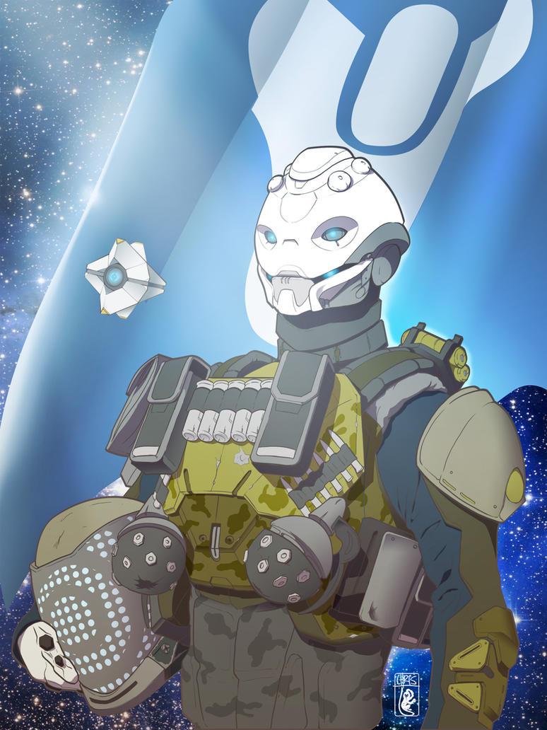 Titan by slippyninja