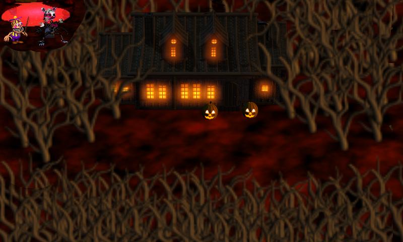Halloween Backstage Update 2 Battle area [UPDATE] by ...