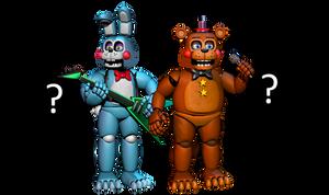 Rockstar Toy Animatronics {[WIP image]}