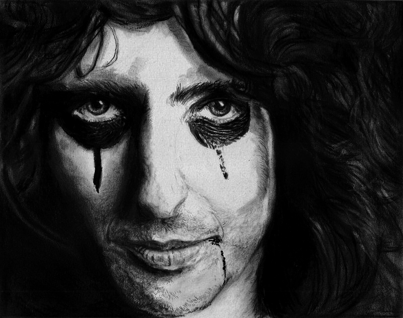Alice Cooper by KhaosWings