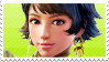 Josie Rizal Stamp by Princess-of-Thorn