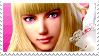 Lili Rochefort Stamp (Tekken 7) by Princess-of-Thorn