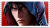 Jin Kazama Stamp (Tekken 7) by Princess-of-Thorn