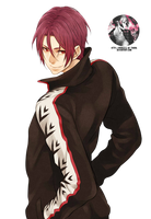 Rin Matsuoka Render #34 by Princess-of-Thorn