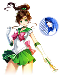 Sailor Jupiter Render #2