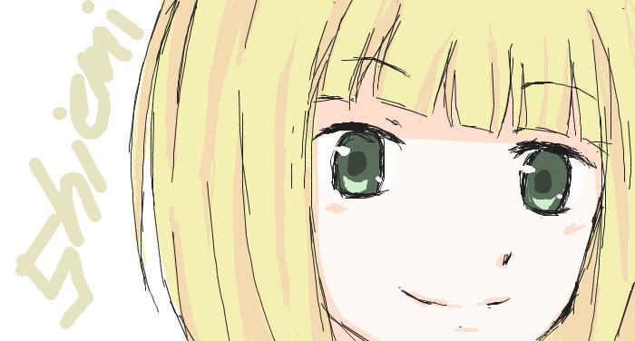 Ao No Exorcist - Shiemi by pOcKyLoVeR09